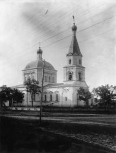 Фото№1 Николаевская церковь, 1910 год