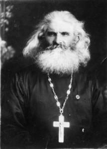 Фото № 9     Настоятель Свято Никольского храма ст. Егорлыкской священник Иоанн Чайкин 1960 г